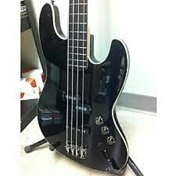 Custom Japanese Fender Aerodyne 2014 Shiny Black Deluxe