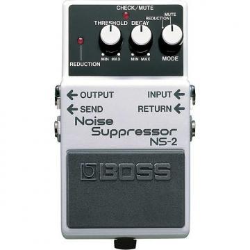 Custom BOSS NS-2 Noise Suppresor Pedal
