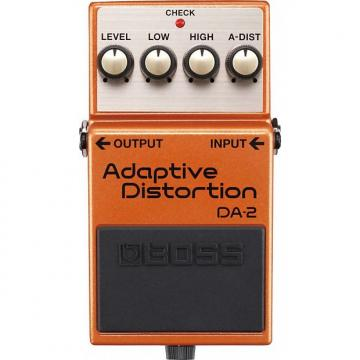 Custom Boss DA-2 Adaptive Distortion Pedal