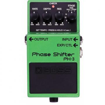 Custom BOSS PH-3 Phase Shifter Pedal