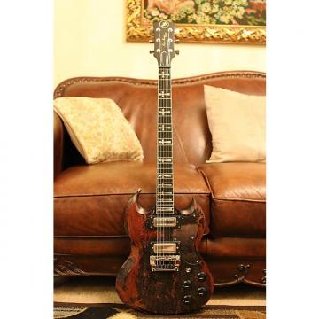 Custom Jaydee Tony Iommi SG Old Boy Relic