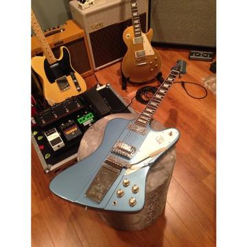 Custom Gibson Custom Shop Historic 1965 Firebird V Reissue Pelham Blue