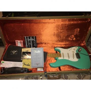Custom Fender Custom Shop '56 Stratocaster Relic 2011 Seafoam Green
