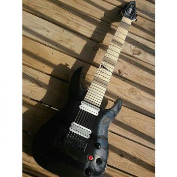 Custom Jackson DKA8  Metallic Black