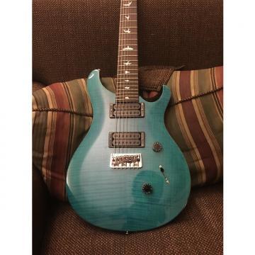 Custom PRS SE Custom 24 7-String 2014 Sapphire Blue