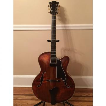 Custom AR810CE Archtop Electric Guitar with Case #686