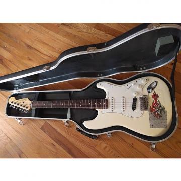 Custom Fender Stratocaster 1996 Trans White Satin