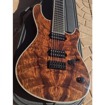 Custom Mayones Regius 7 Rosewood Top