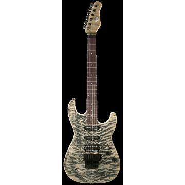 Custom Michael Kelly 1964 Hint Black electric guitar  - NEW - 1960s series