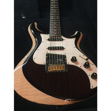 Custom 2012 (#159) Knaggs Severn T2, Chocolate Cream, Maple Pickguard, Cocobolo fretboard, SSS, Tremolo