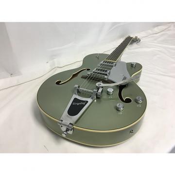 Custom Gretsch G5420T Green Man Refurb