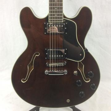 Custom Alvarez AAT33 Semi Hollow Electric Guitar