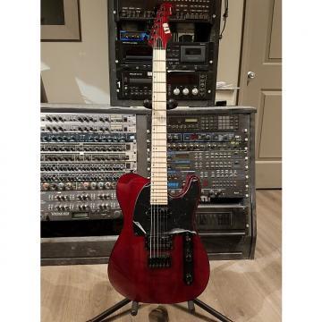 Custom ESP LTD TE-200 Black Cherry
