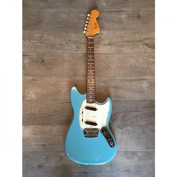Custom Fender Duo Sonic II 1966 Sonic Blue