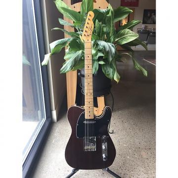 Custom Logan Custom Rosewood Telecaster Natural