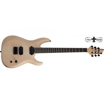 Custom Schecter Signature Keith Merrow KM-6 MK-II Electric Guitar Natural Pearl