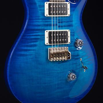 Custom Paul Reed Smith Custom 24 Faded Blue Wrap Burst 8274