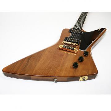 Custom Gibson Explorer 2 E2 1980 Walnut w/Hard Case