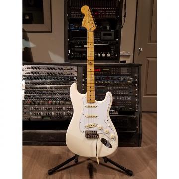 Custom Fender Jimi Hendrix Olympic White