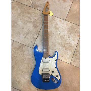 Custom Floyd Rose Discovery  Never Been Sold Blue