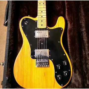 Custom Fender Telecaster Deluxe 1978/79 Natural