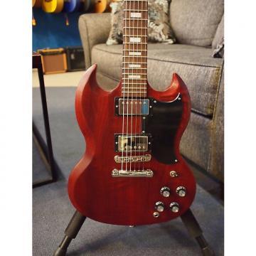 Custom Gibson SG Special 2017 Satin Cherry