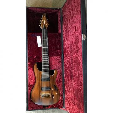 Custom 8 string Ibanez  S5528LW prestige 2014