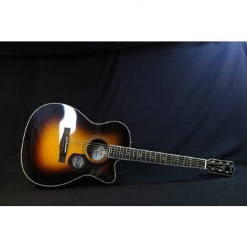 Custom Fender PM-3 Deluxe Triple-O 2016 Vintage Sunburst