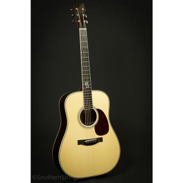 Custom Santa Cruz Tony Rice Guitar