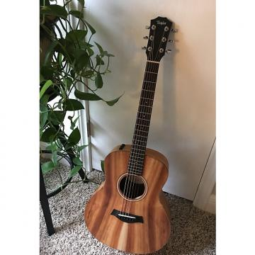 Custom Taylor GS MINI-e Koa w/ Electronics 2016 Nautral