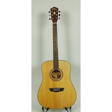 Custom Washburn  WD20S Acoustic Guitars 311629787 Natural