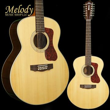 Custom Guild Westerly Collection F-1512E 12-String A/E Natural