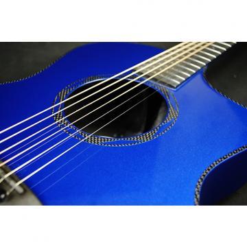 Custom Composite Acoustics OX 2016 Solid Blue