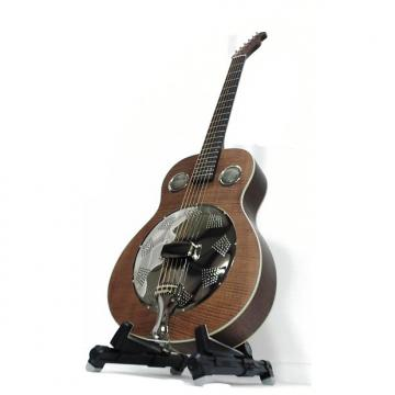 Custom Fender  Brown Derby Resonator Guitar FEN-311708592
