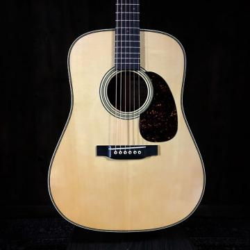 Custom Martin D-28 Marquis 2015 Natural Spruce