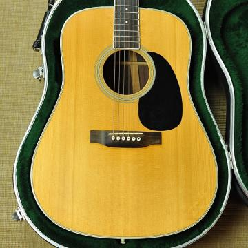 Custom Martin D-35 1999 Natural