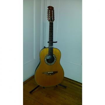 "Custom Ovation Model 1615 12-String ""Pacemaker"" 1981"
