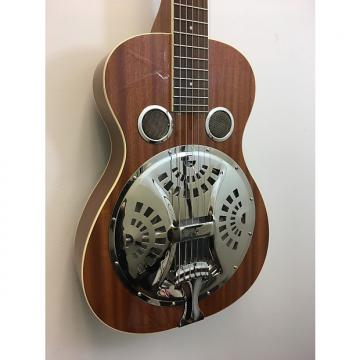 Custom Regal Square neck resonator 2016