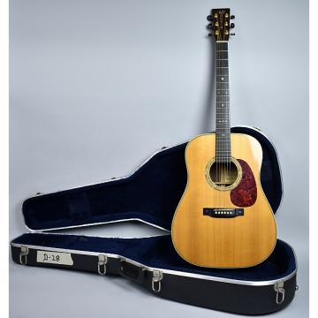 Custom 1991 Martin D-28 LSH Dreadnaught Acoustic Flattop Guitar w/OHSC