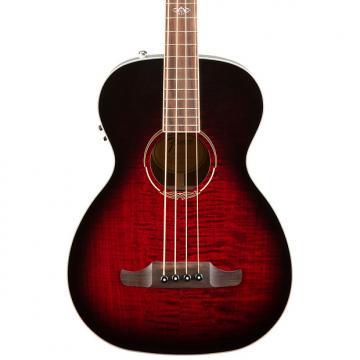 Custom Fender T-Bucket 300E Acoustic Electric Bass