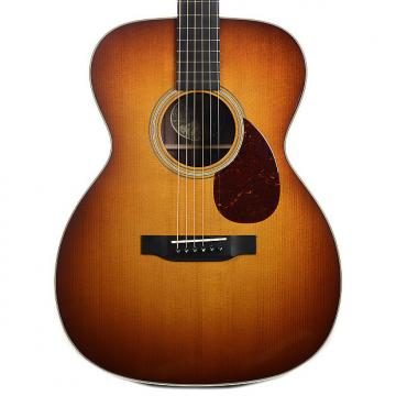 "Custom Collings OM2 Orchestra Model Torrefied Sitka Spruce/East Indian Rosewood Sunburst w/1-3/4"" Nut (Serial #26824)"
