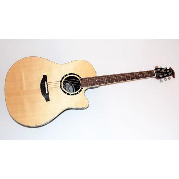 Custom Ovation Standard Balladeer 2771 AX Acoustic-Electric Guitar w/ Gigbag