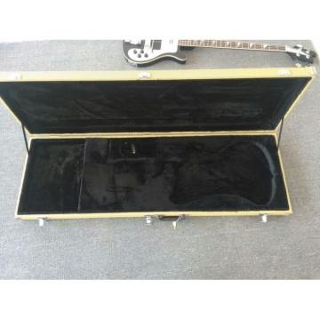 Custom Shop Natural Glow Checkerboard Binding 4003 Bass