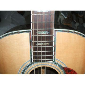 Inspired Custom Shop Martin D 45 Acoustic Electric Guitar