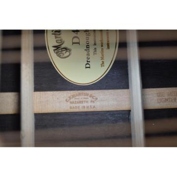 Custom martin acoustic guitar strings Dreadnought martin guitar accessories Martin martin acoustic strings D45 martin guitar strings Electric martin guitars acoustic Acoustic Guitar Fishman Pickups Sitka Solid Spruce Top With Ox Bone Nut & Saddler