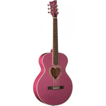Jay martin Turser martin acoustic strings JJ-Heart martin guitar case Series martin acoustic guitar Acoustic martin guitar strings Guitar Purple Sparkle
