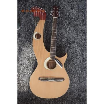 Custom martin acoustic guitar Made martin acoustic guitar strings Natural guitar strings martin Finish martin d45 Double martin guitar strings acoustic medium Neck Harp Acoustic Guitar