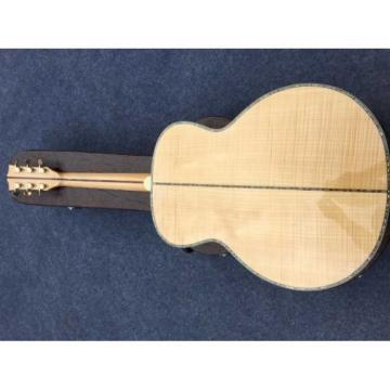 Custom martin acoustic guitar J200 martin guitar case 6 martin guitars acoustic Strings martin acoustic strings Natural martin d45 Acoustic Guitar Real Abalone