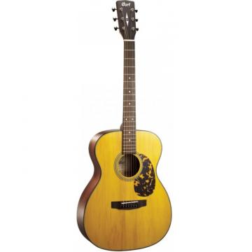 Cort Luce Series L-300VF Acoustic Guitar Natural with Vintage Toner