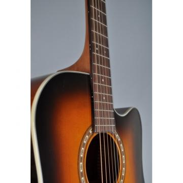 Brand New Washburn WD7SCEATB Acoustic Electric Solid Top Acoustic Guitar